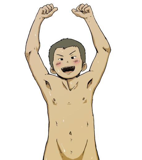 神事 狸相撲 3